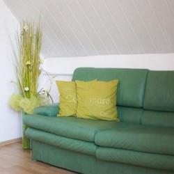Двухместный номер эконом-класса с двумя кроватями и раскладным диваном