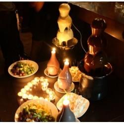 Шоколадные фонтаны, фонтаны для напитков