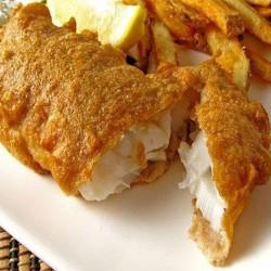 рыба в кляре(хек)